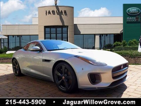 New 2018 Jaguar F-TYPE 400 Sport With Navigation & AWD