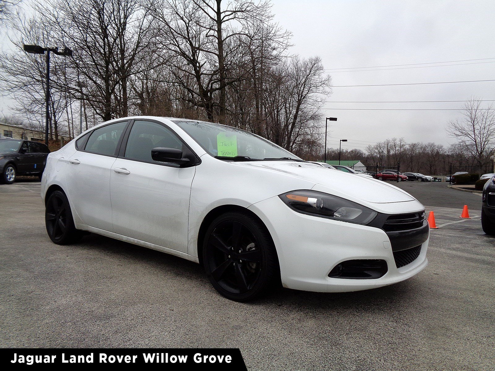 Pre Owned 2015 Dodge Dart Sxt 4dr Car In Willow Grove Sr18116a