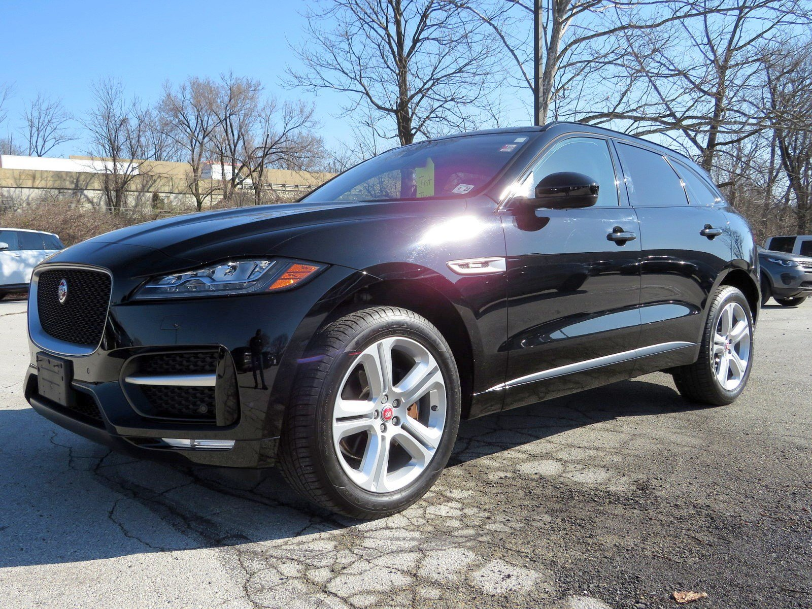 Certified Pre-Owned 2017 Jaguar F-PACE 35t R-Sport