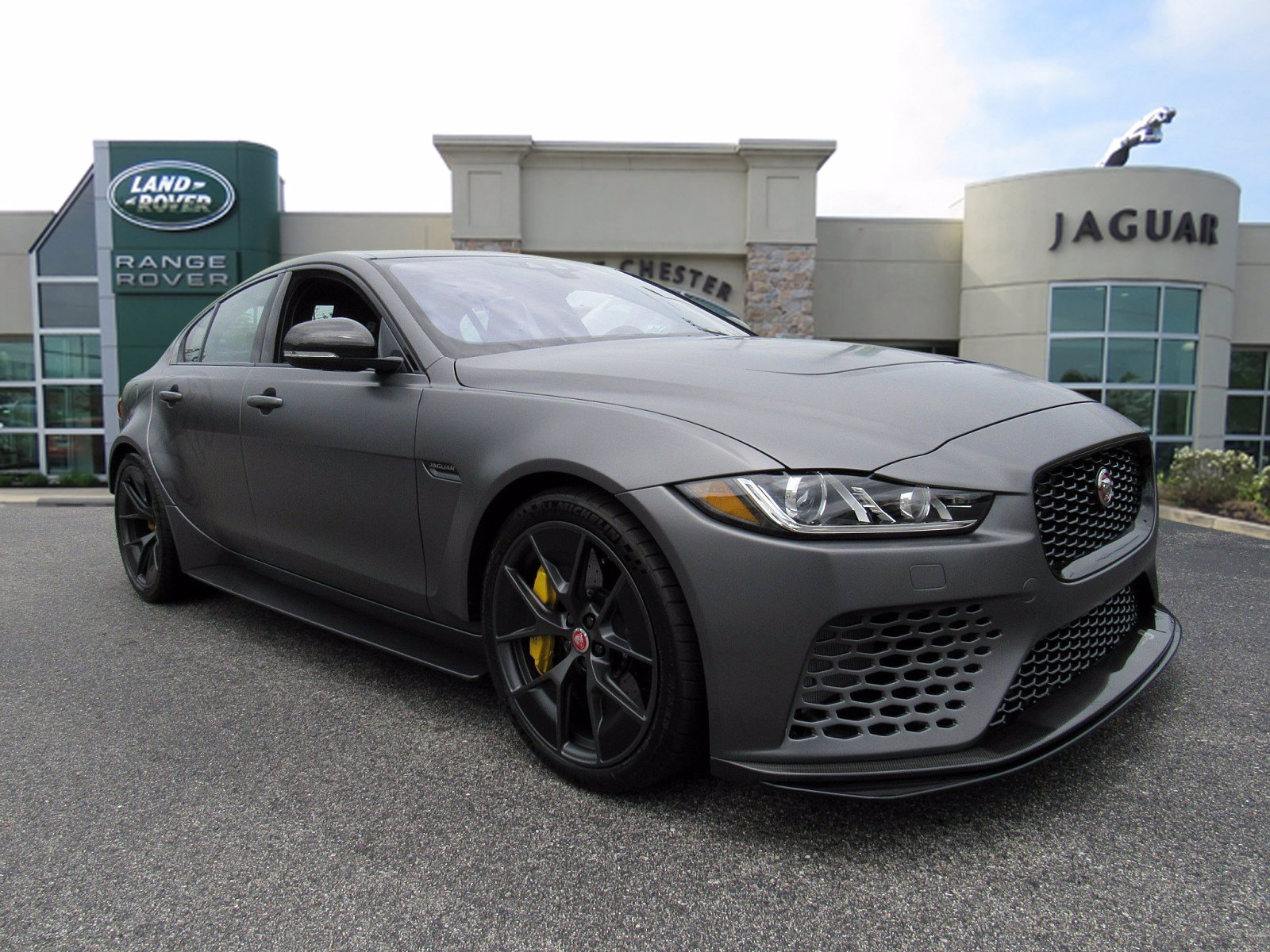 New 2019 Jaguar XE SV Project 8
