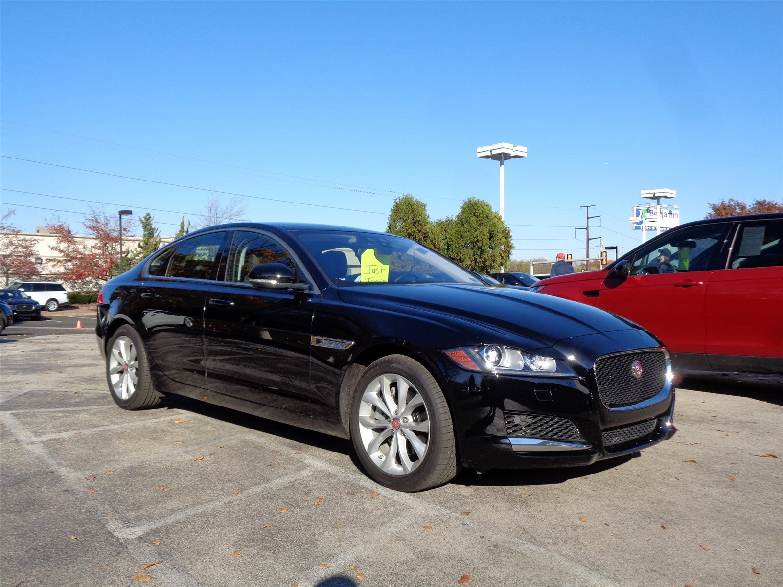 Certified Pre-Owned 2018 Jaguar XF 25t Premium AWD