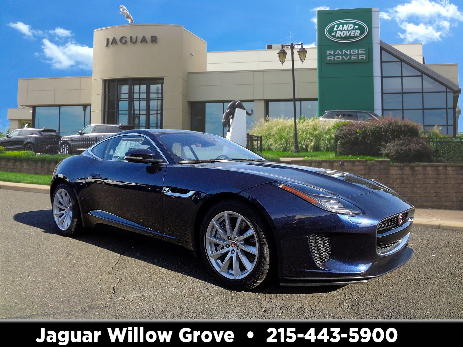 2019 Jaguar F-TYPE P340 With Navigation