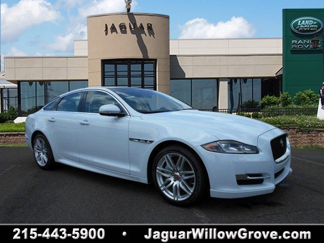 New 2017 Jaguar XJ XJ R-Sport With Navigation & AWD