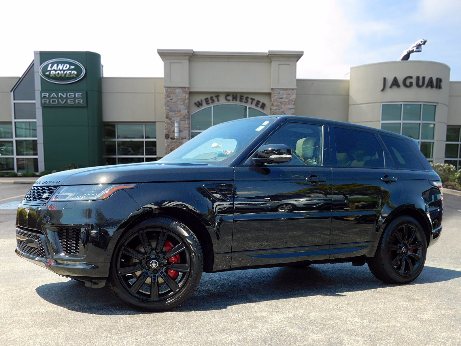 Pre-Owned 2019 Land Rover Range Rover Sport HST