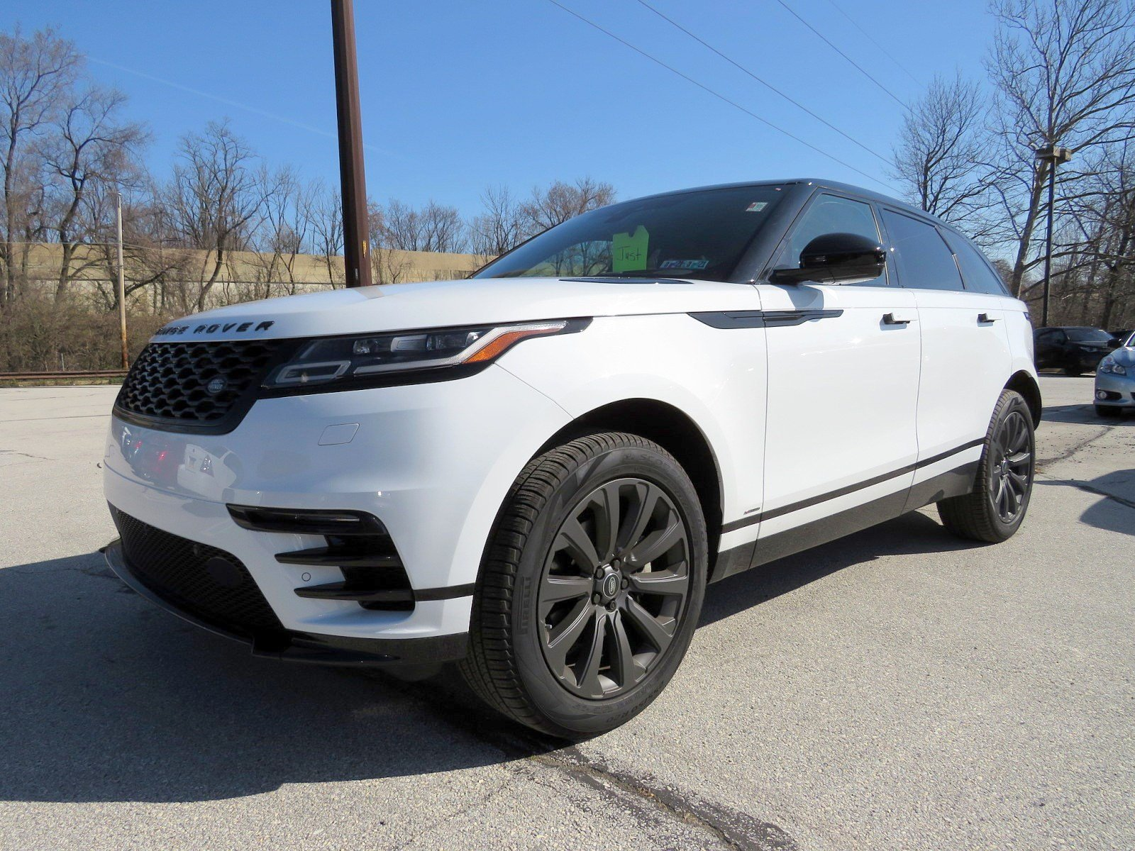 Certified Pre-Owned 2020 Land Rover Range Rover Velar R-Dynamic S