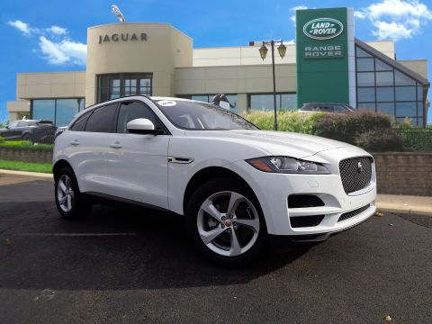 Certified Pre-Owned 2018 Jaguar F-PACE 25t Premium