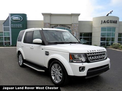 Pre-Owned 2016 Land Rover LR4 HSE LUX