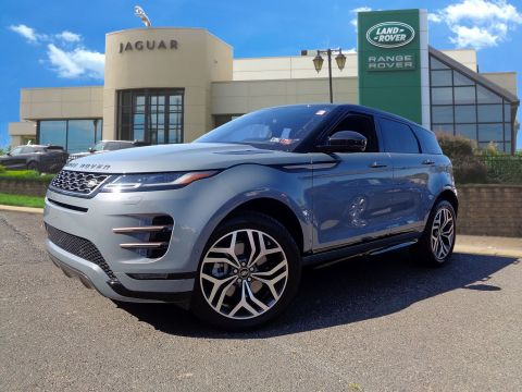 Certified Pre-Owned 2020 Land Rover Range Rover Evoque First Edition